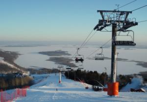 Недорогой отдых на горнолыжном курорте под Казанью